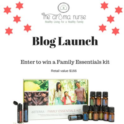 Blog Launch Week 1 Giveaway